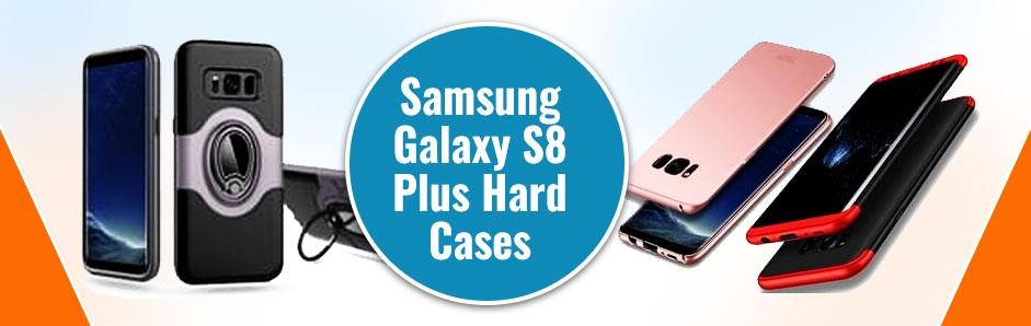 Samsung Galaxy S8 Plus Hard Cases