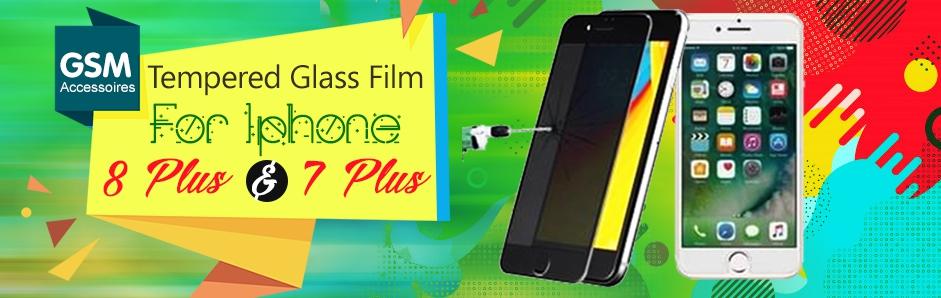 For iPhone 8 Plus & 7 Plus